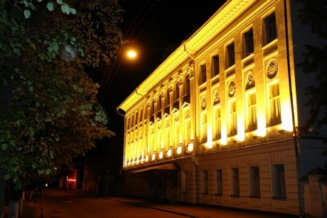 Афиша Ночь музеев в Дворянском собрании