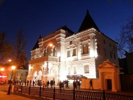 Афиша выставки Ночь музеев в Романовском музее