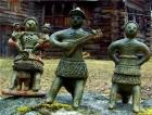 Петровская глиняная игрушка
