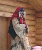 Масленица в Костромском зоопарке