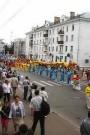 Праздничное театрализованное шествие