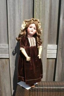 Кукла из музея уникальных кукол