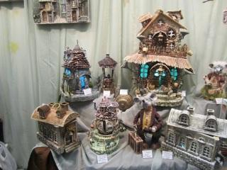 Игрушки в костромском музее кукол