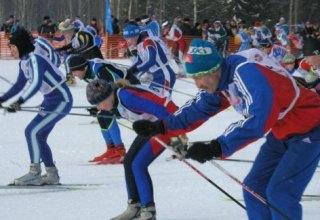Афиша Лыжня России - 2015