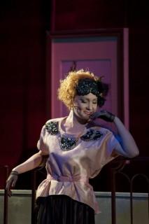 Софья Сергеевна Коблова - Анастасия Краснова в спектакле в Костроме