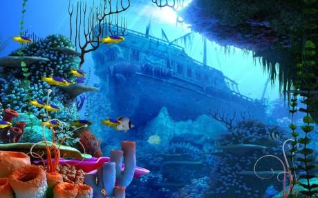 Тайны морских глубин