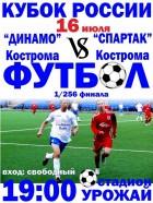 Футбол. Динамо - Спартак
