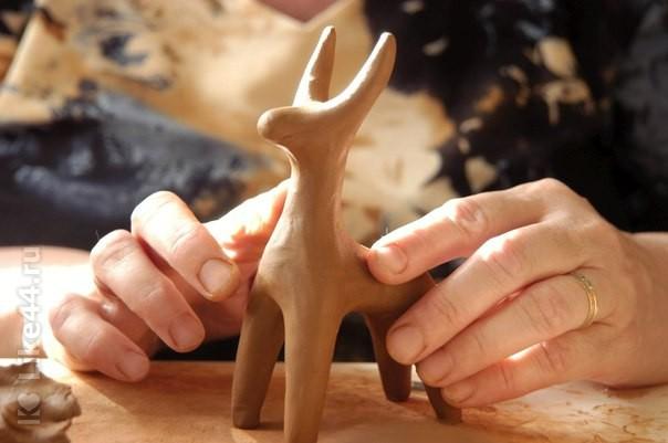 Лепка из глины мастер классы для детей
