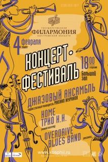 Афиша концерта Концерт-Фестиваль