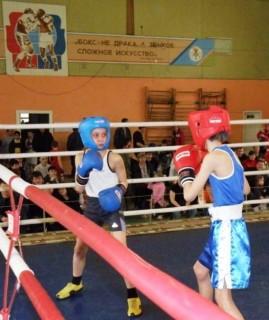 Афиша Открытое первенство по боксу