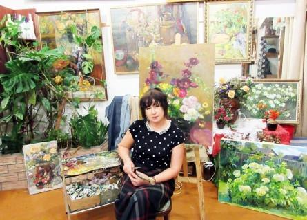 Елена Максимова-Анохина. Мгновения счастья