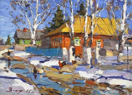 Андрей Захаров. Свободные грани русского импрессионизма