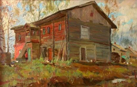 Борис Ефлов. Варварин дом