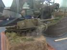 Военная техника времен Великой Отечественной войны в миниатюре