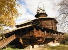 Древнейший храм Костромского края