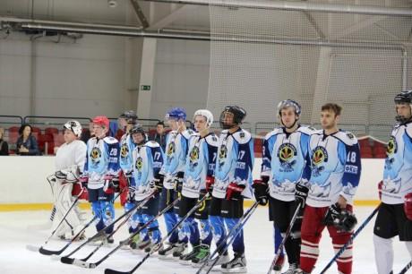 Хоккей среди любительских команд 2017 - 2018