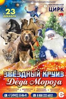 Звёздный круиз Деда Мороза