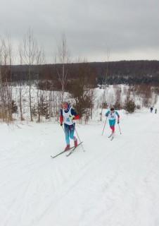 Афиша Первенство по лыжным гонкам
