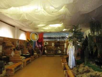 Афиша выставки Сказочный край Снегурочки