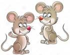 Забавные мышата