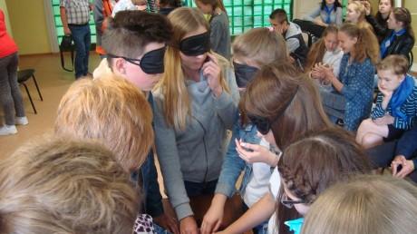 Афиша Особенности сопровождения лиц с нарушением зрения