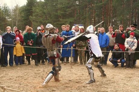 Афиша Межрегиональный турнир по историческому фехтованию