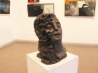 Открытие скульптуры «Поэт. Посвящение Аполлинеру»