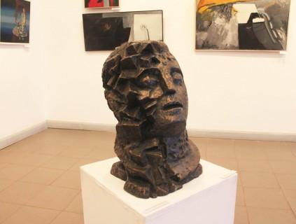 Афиша Открытие скульптуры «Поэт. Посвящение Аполлинеру»