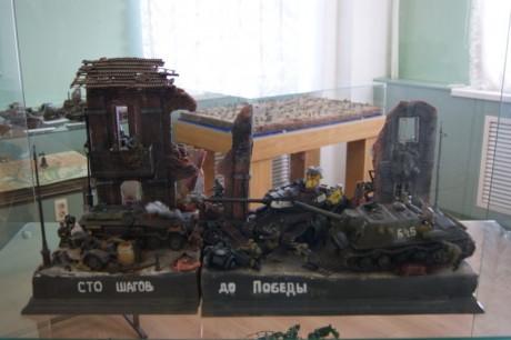 Военный моделизм и миниатюра