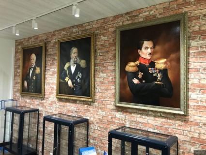 Афиша выставки Адмиральская слава Костромского края