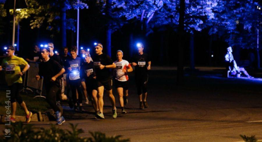Night Run Kostroma