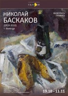 Николай Баскаков