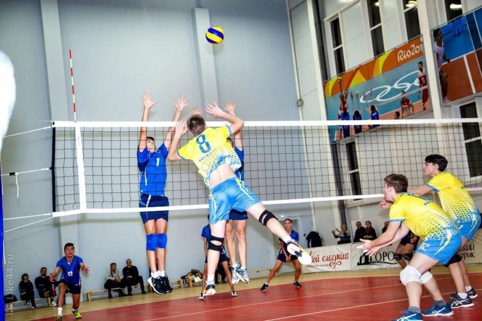 Первенство России по волейболу среди юношей