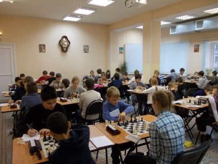 Афиша Турнир по быстрым шахматам