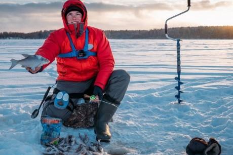 Афиша Первенство России по ловле на мормышку со льда
