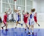 Соревнования ЦФО по баскетболу среди девушек
