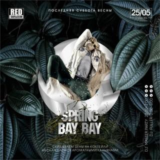Афиша вечеринки Spring Bay Bay