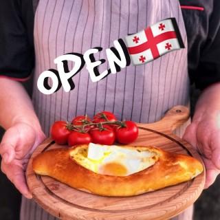 Новый грузинский ресторан в Костроме!