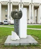 Наименование пяти скульптур за филармонией