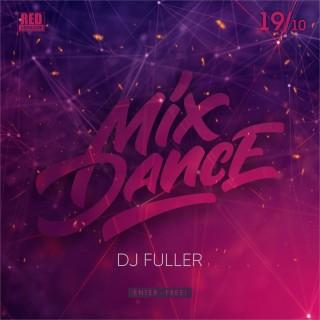 Афиша вечеринки Mix Dance